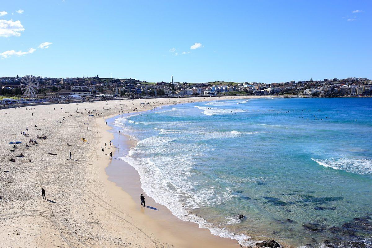 bondi beach, australia beaches