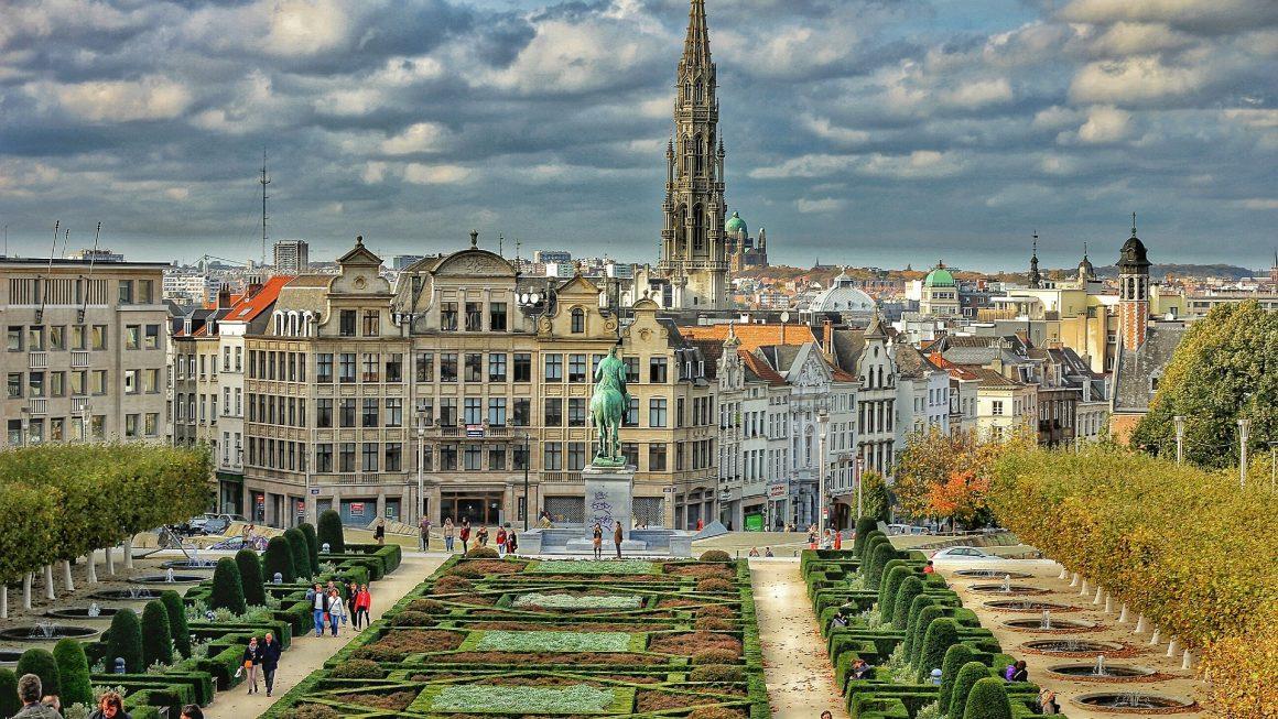 Belgium, brussels, food trucks