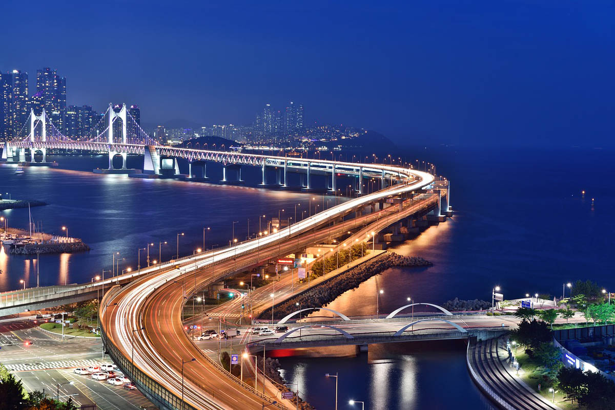 Busan City South Korea