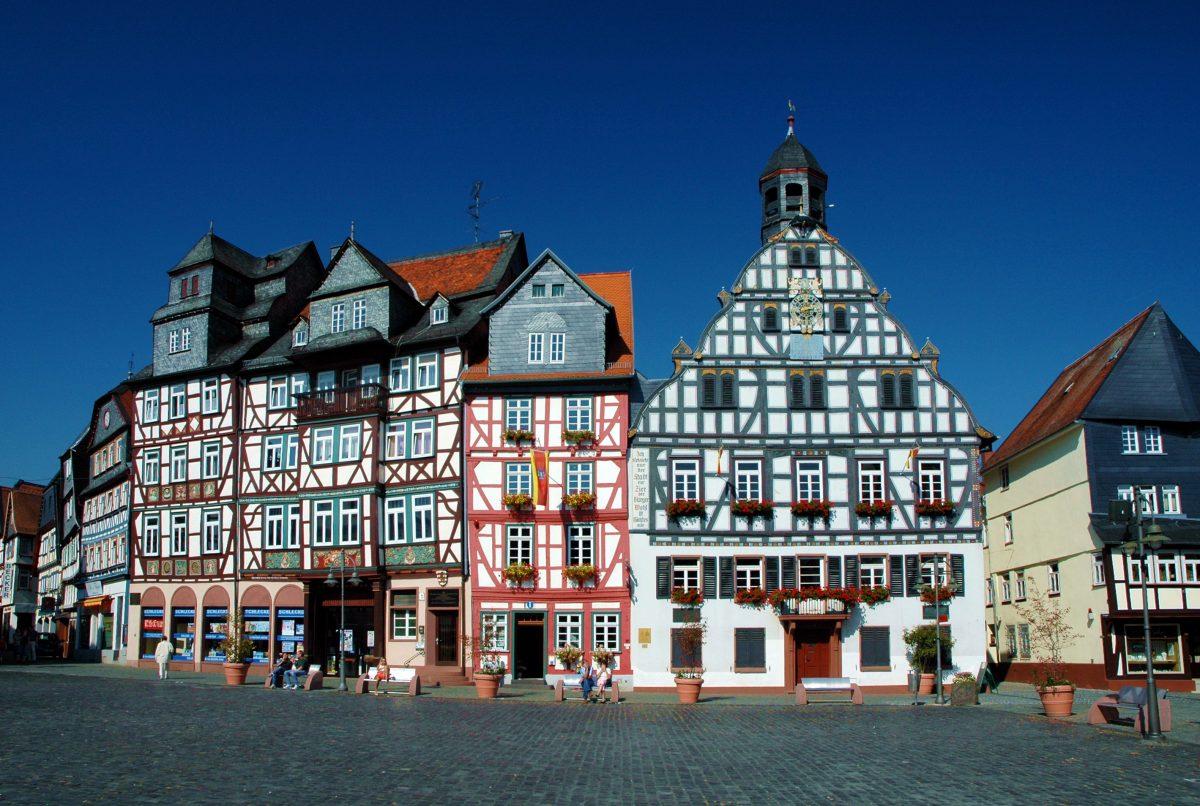 Butzbach, Hessen, Germany