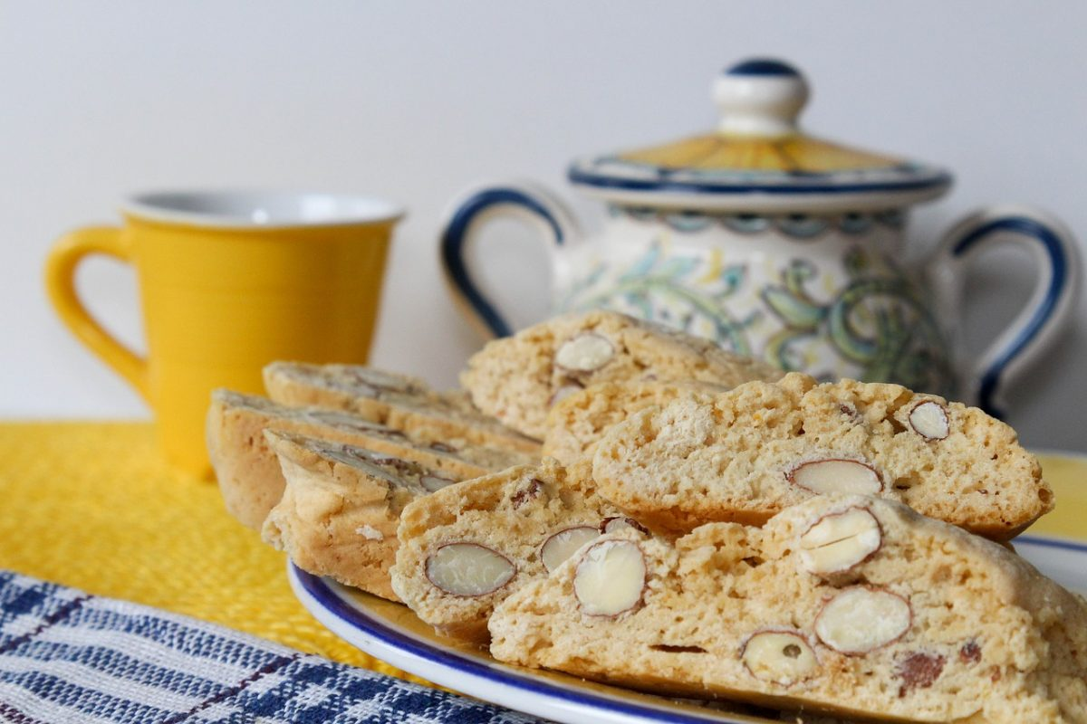 biscotti, italian desserts