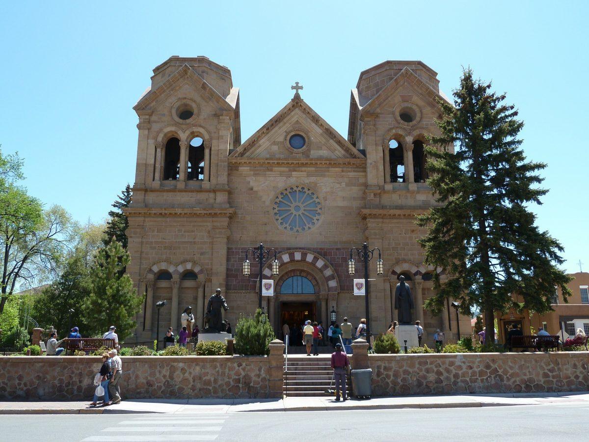 Saint Francis of Assisi Cathedral, Santa Fe, New Mexico, Things To Do In Santa Fe