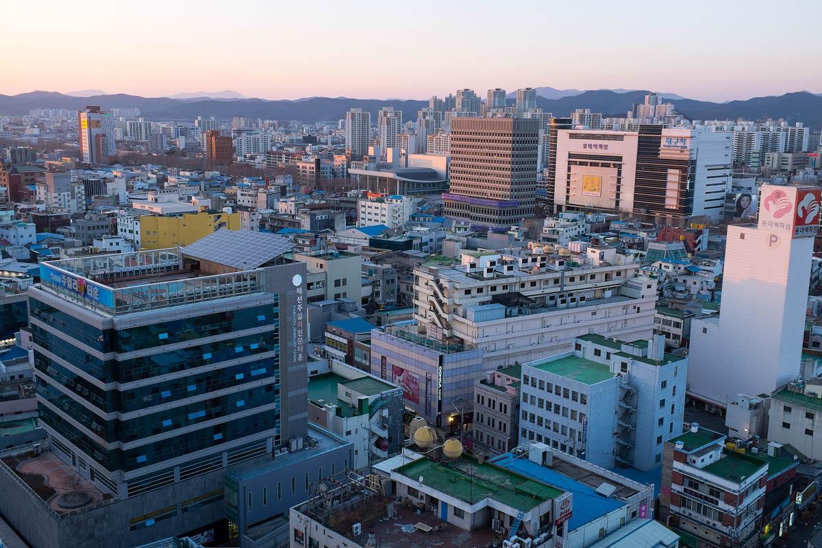 Daegu City