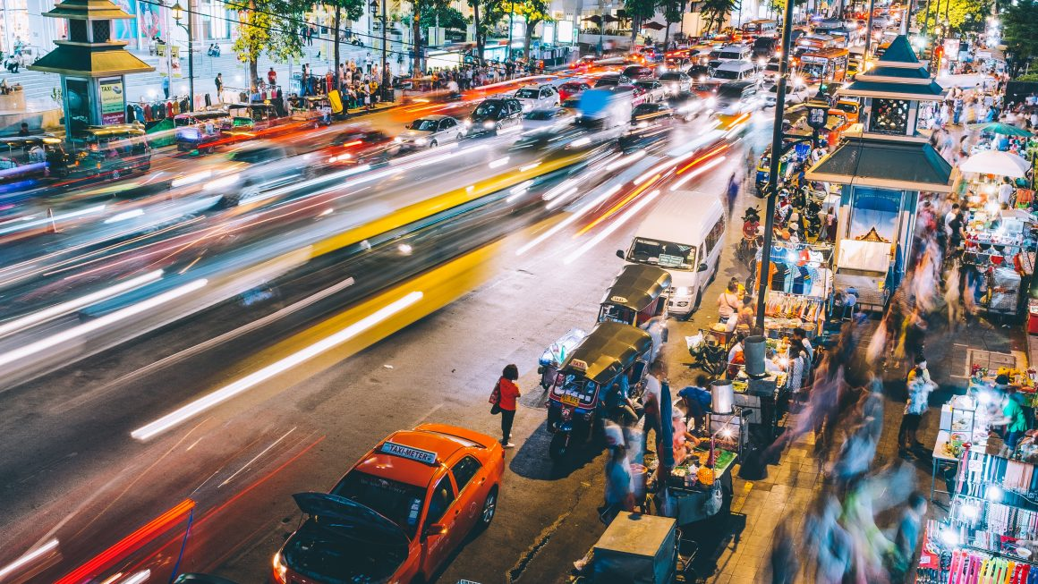 dan freeman G4E6PcOt4Ps unsplash 1160x653 - 10 Amazing Cities In Thailand Must Be On Your Bucket List
