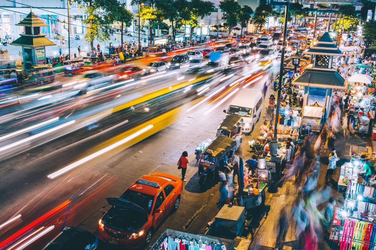 dan freeman G4E6PcOt4Ps unsplash - 10 Amazing Cities In Thailand Must Be On Your Bucket List