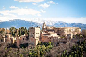 Alhambra, Grenade, Espagne