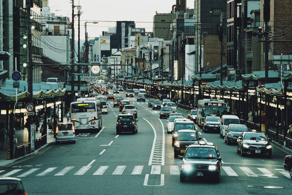 dynamic wang q8u60E4z1s4 unsplash 1024x683 - Tips For Driving In Japan