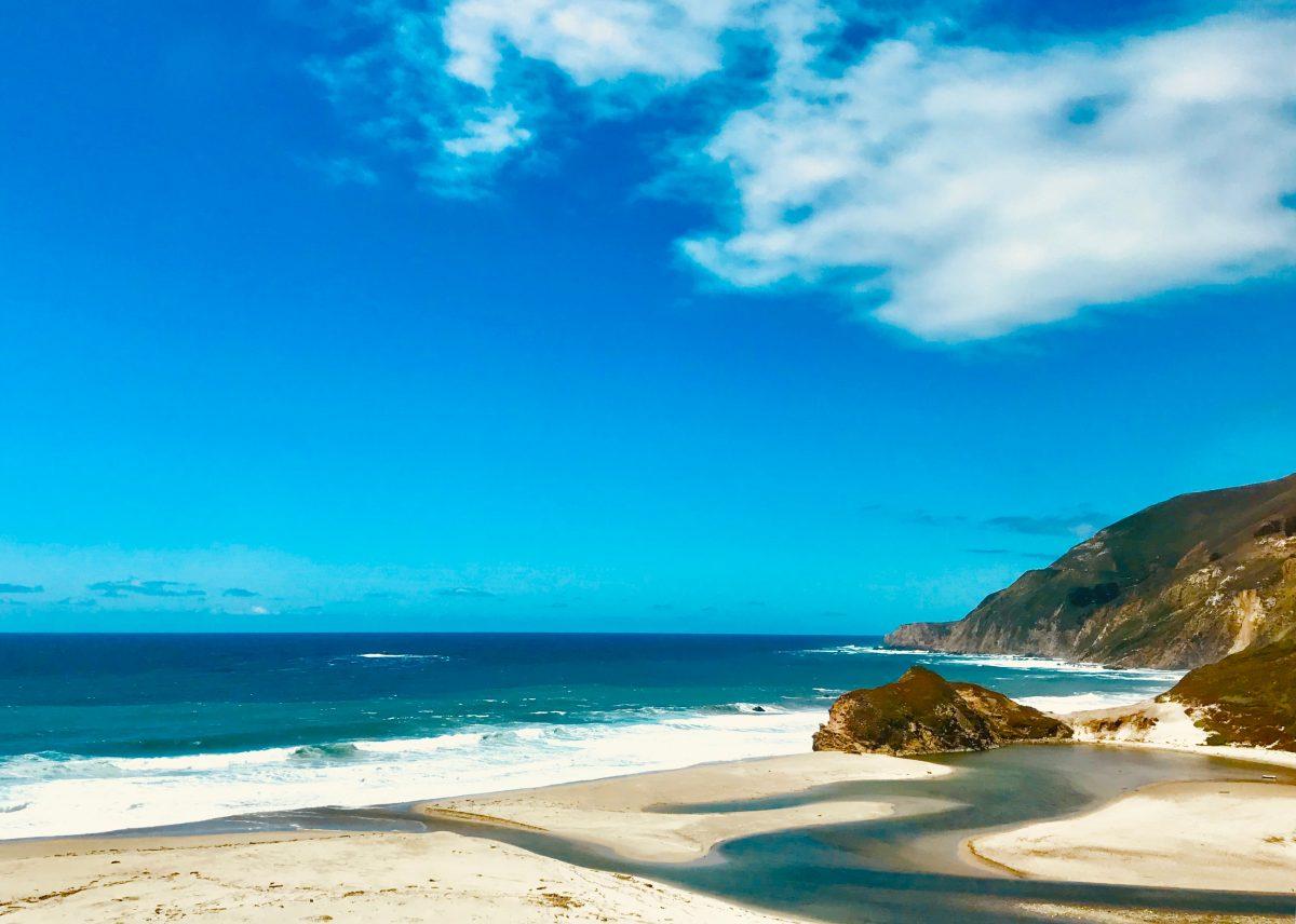 Carmel Beach, Carmel