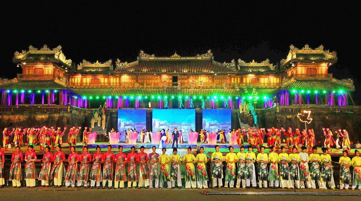 Hue citadel festival