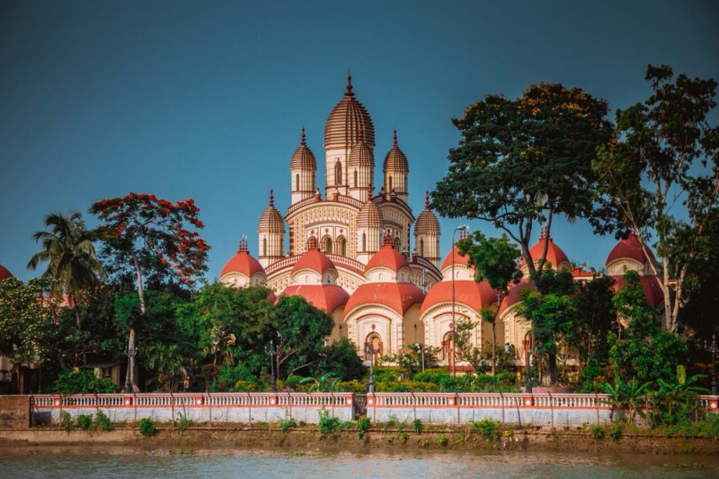 Dakshineswar And Kalighat Temple kolkata