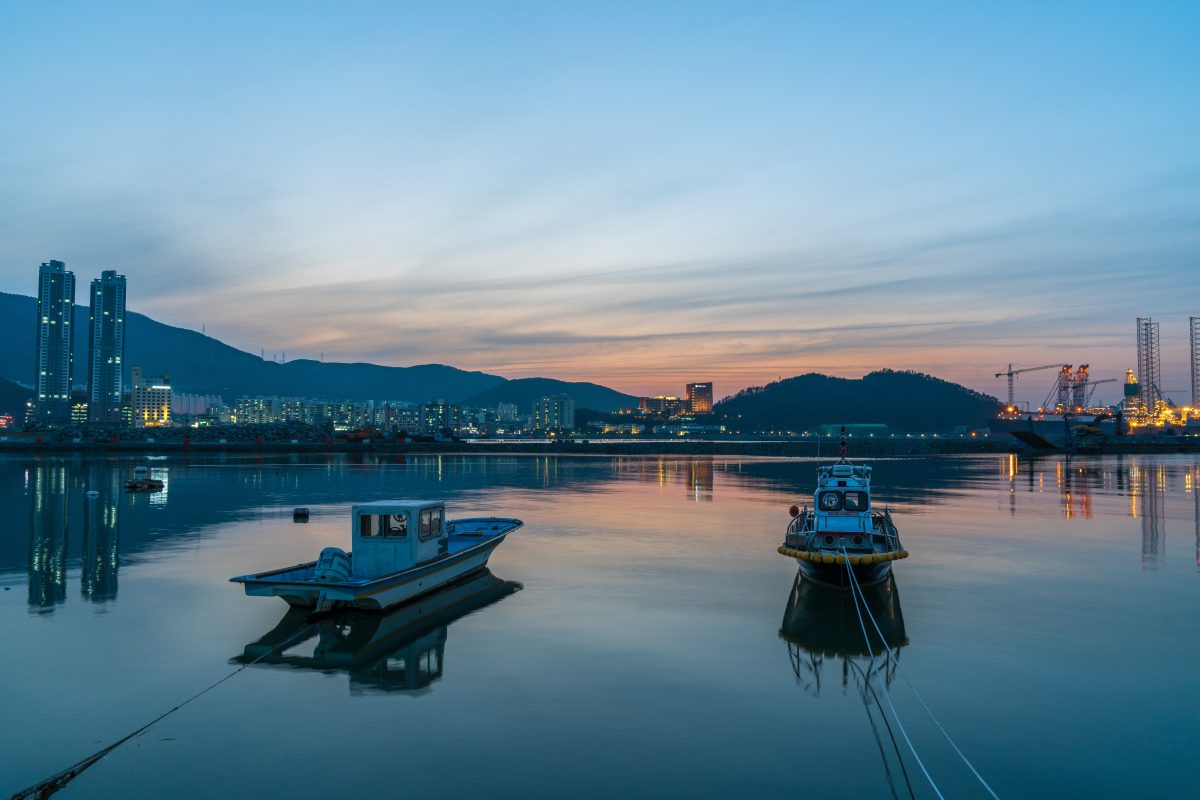 Geoje South Korea