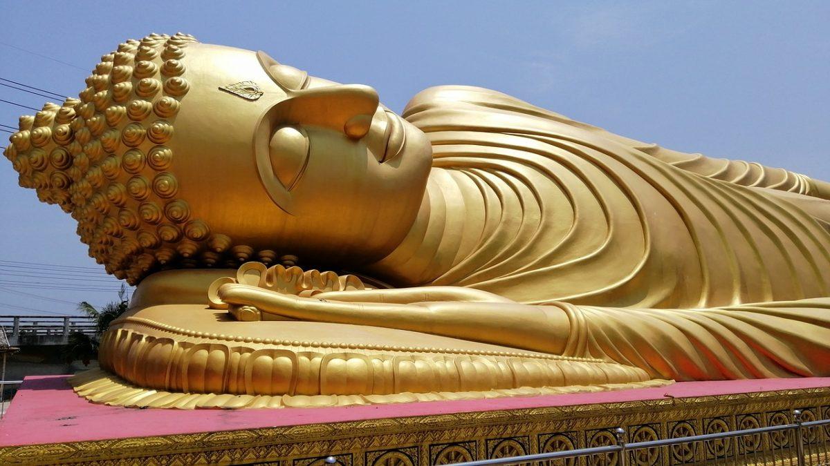 Sleeping Buddha, Hat Yai