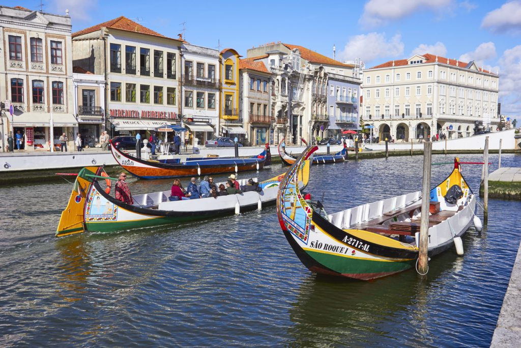 Cities In Portugal, Aveiro