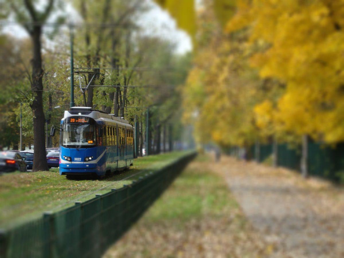 Getting To Krakow, Poland