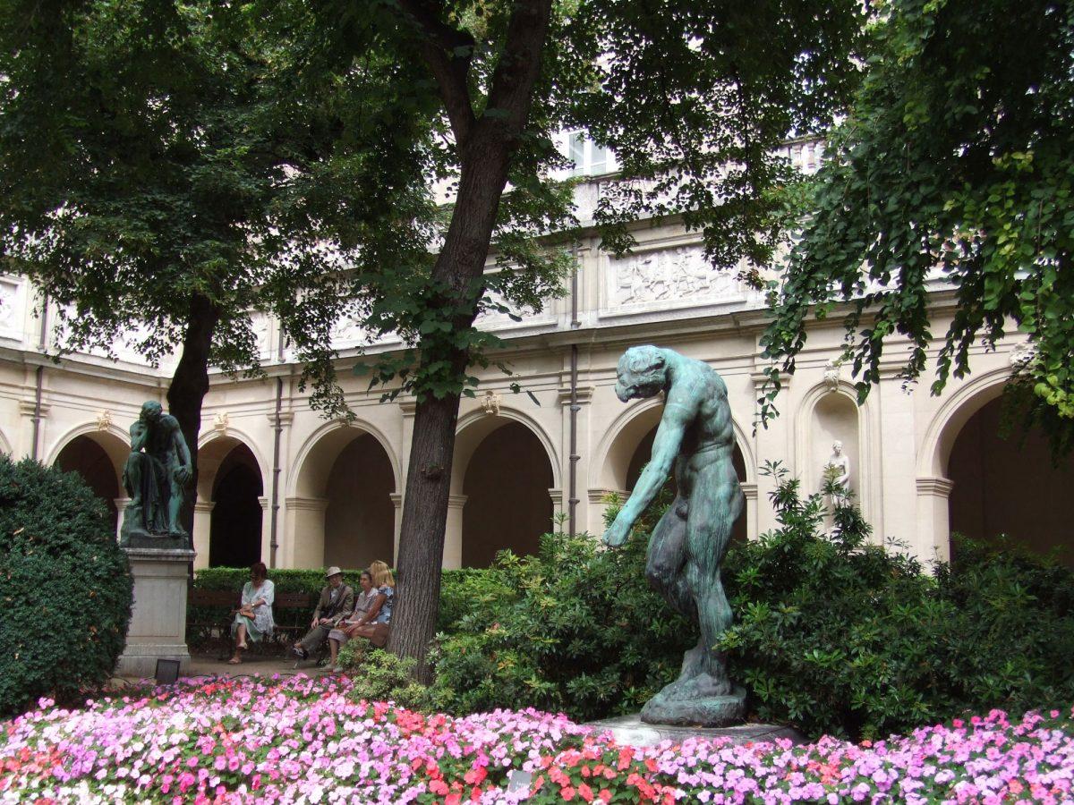 Sanctuary In Parc de la Tête d'Or
