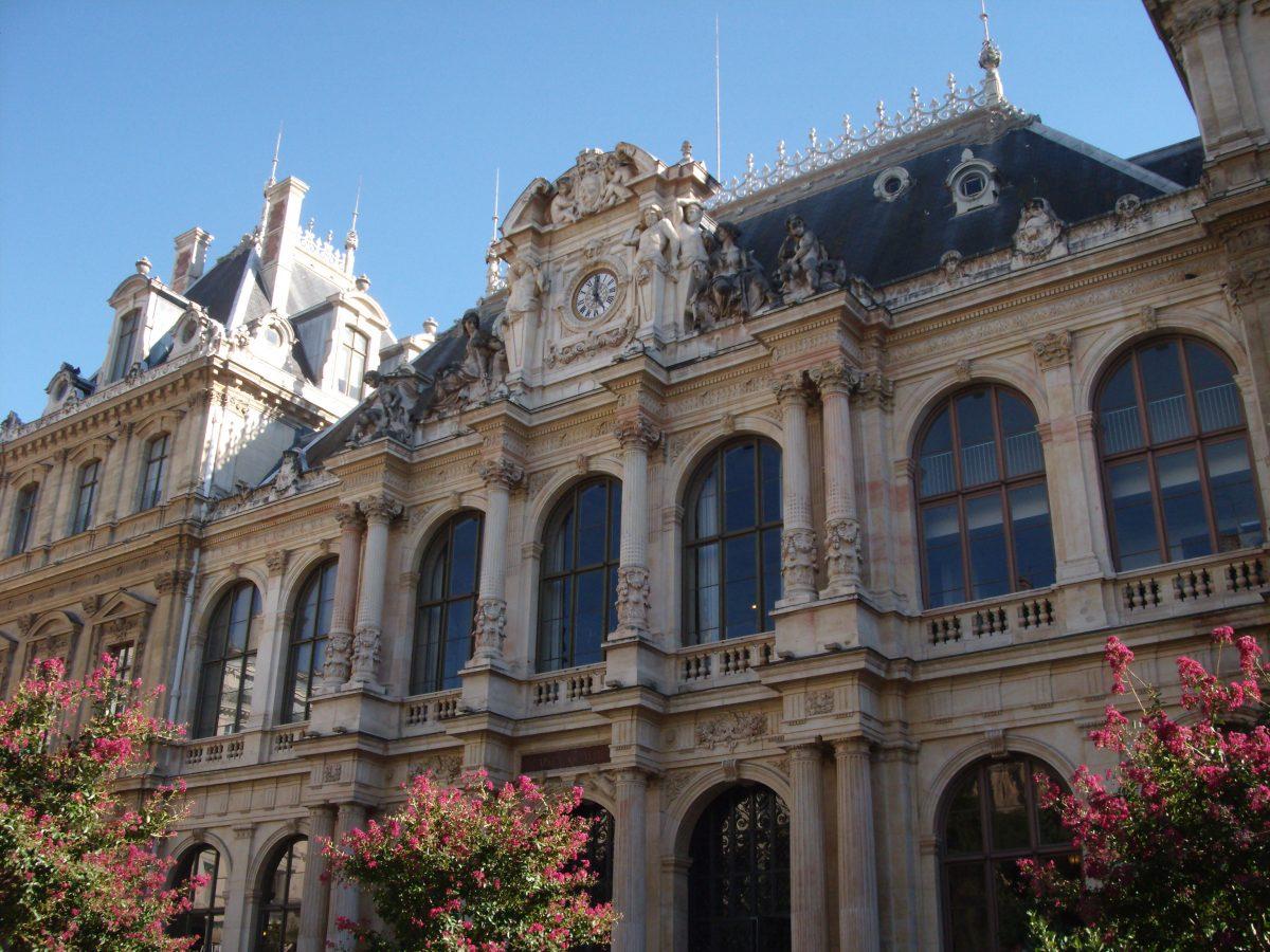Presqu'iledistrict in Lyon