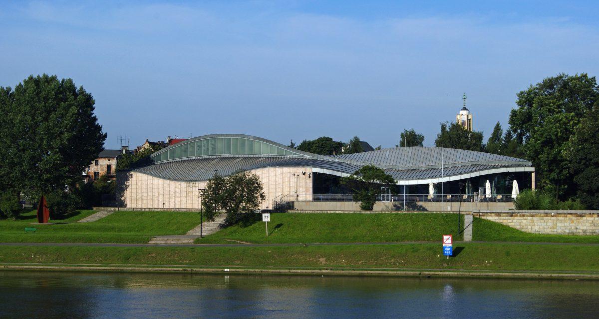 Manggha Museum in Krakow Poland
