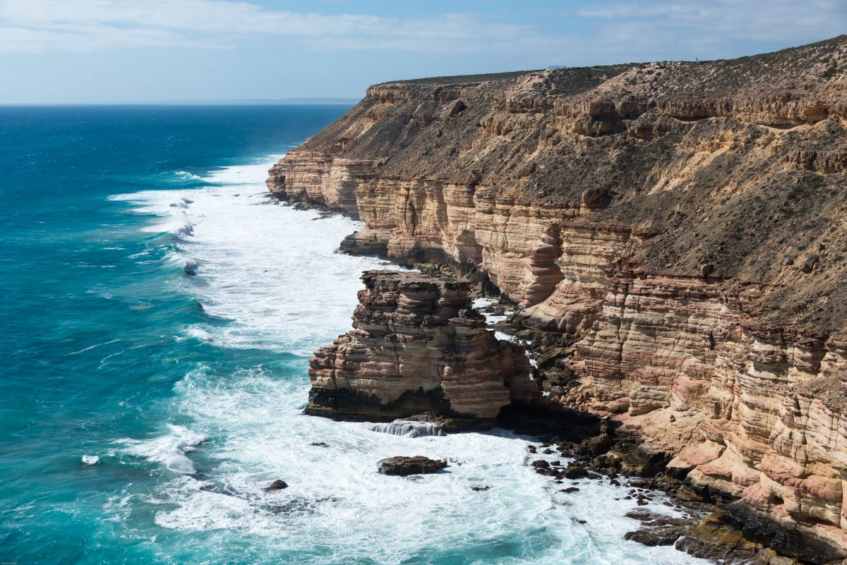 island rock, kalbarri national park
