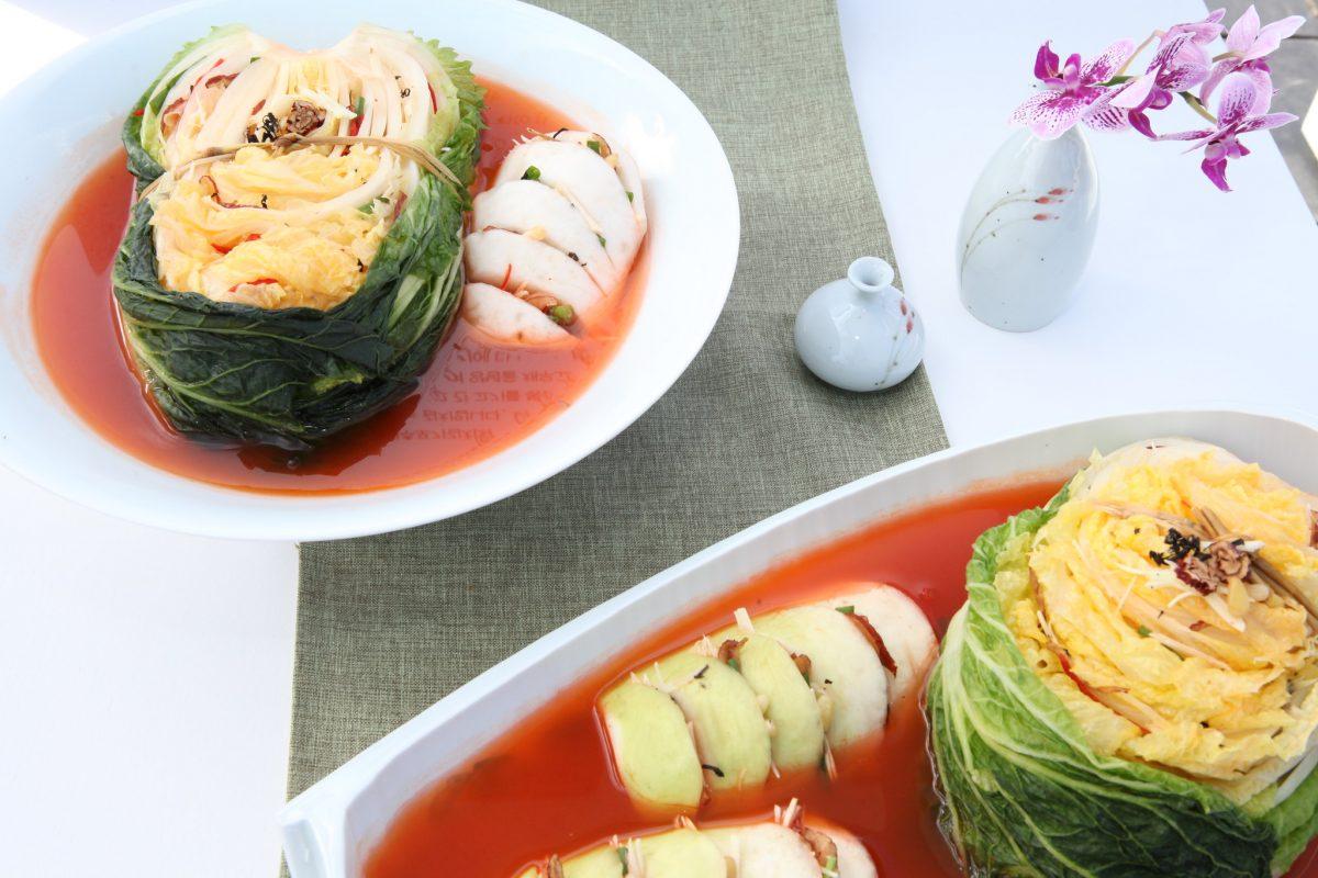 Kimchi from Gwangju, South Korea