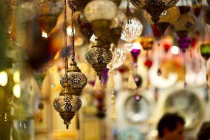 Grand Bazar lamps