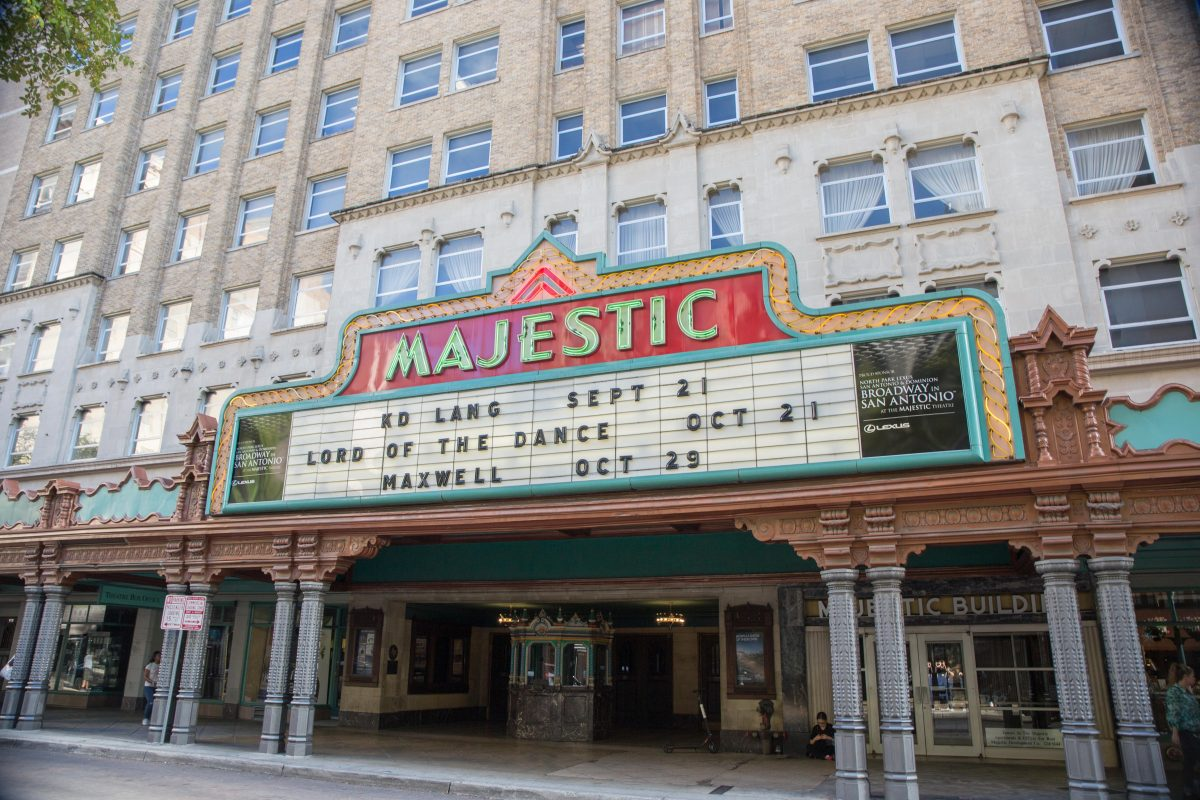 Majestic Theatre, Things To Do In San Antonio