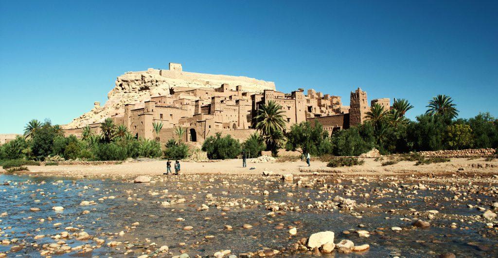Morocco Ouarz