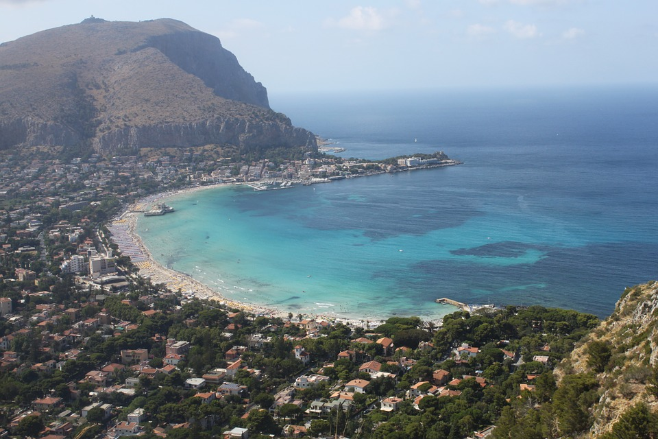 Gorgeous Sicilian Coastline