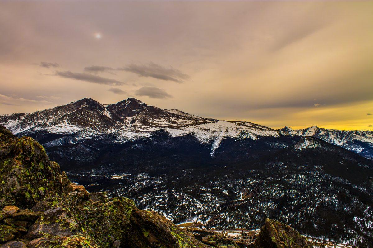 Rocky Mountains colorado, united states