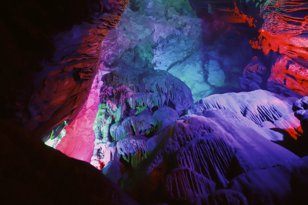 Dragon Palace Cave Scenic Area