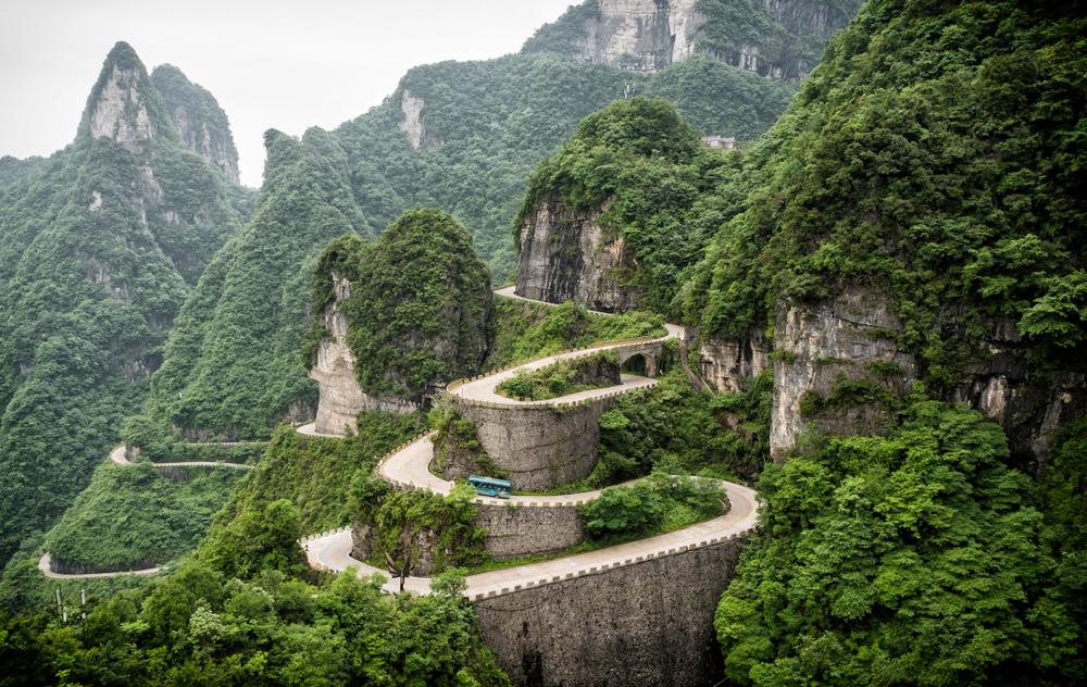 shutterstock 1107953231 - Best Things To Do In Zhangjiajie, China