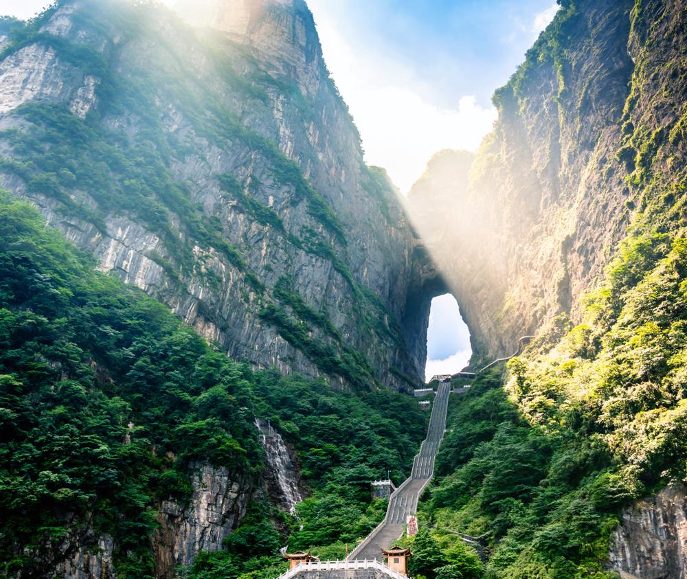 shutterstock 1142063339 - Best Things To Do In Zhangjiajie, China