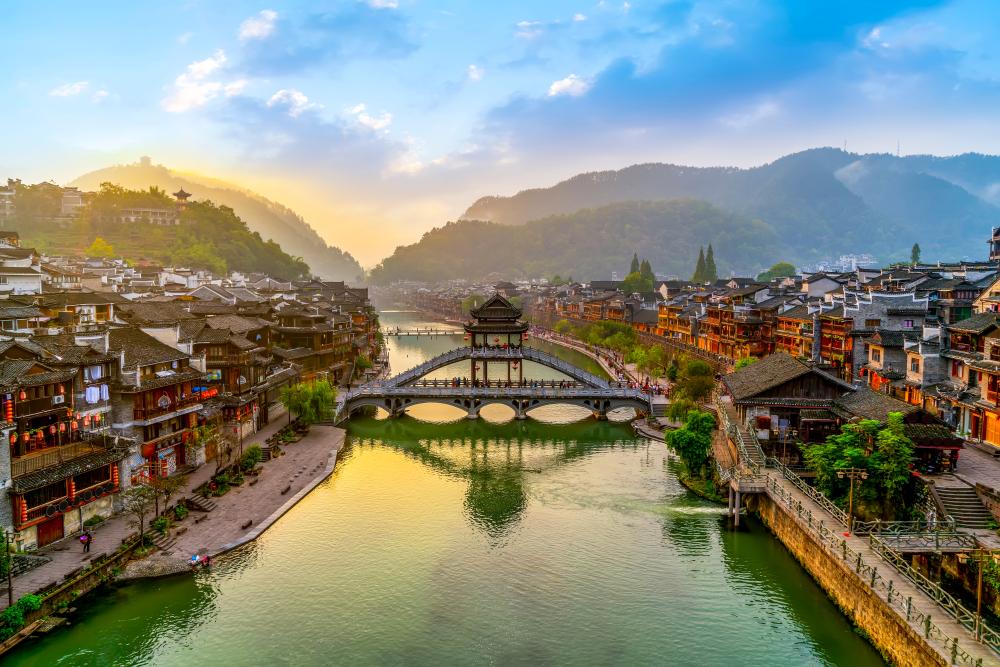 shutterstock 1214875240 - Best Things To Do In Zhangjiajie, China