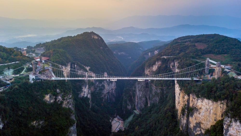 shutterstock 1476941726 - Best Things To Do In Zhangjiajie, China