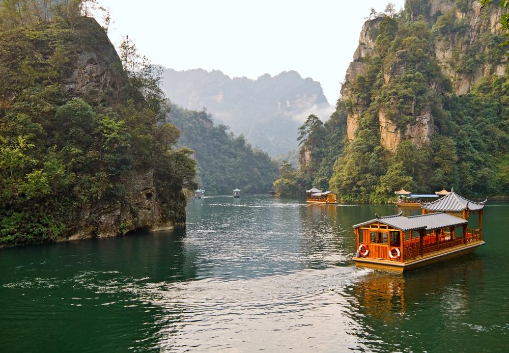 shutterstock 187429190 - Best Things To Do In Zhangjiajie, China