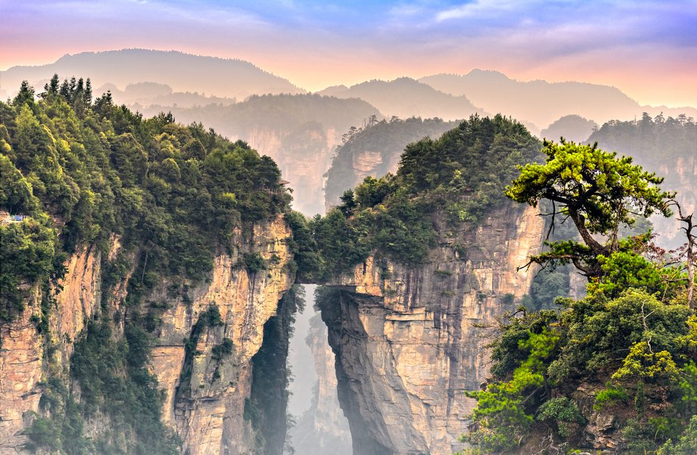 shutterstock 573063403 1000x653 - Best Things To Do In Zhangjiajie, China