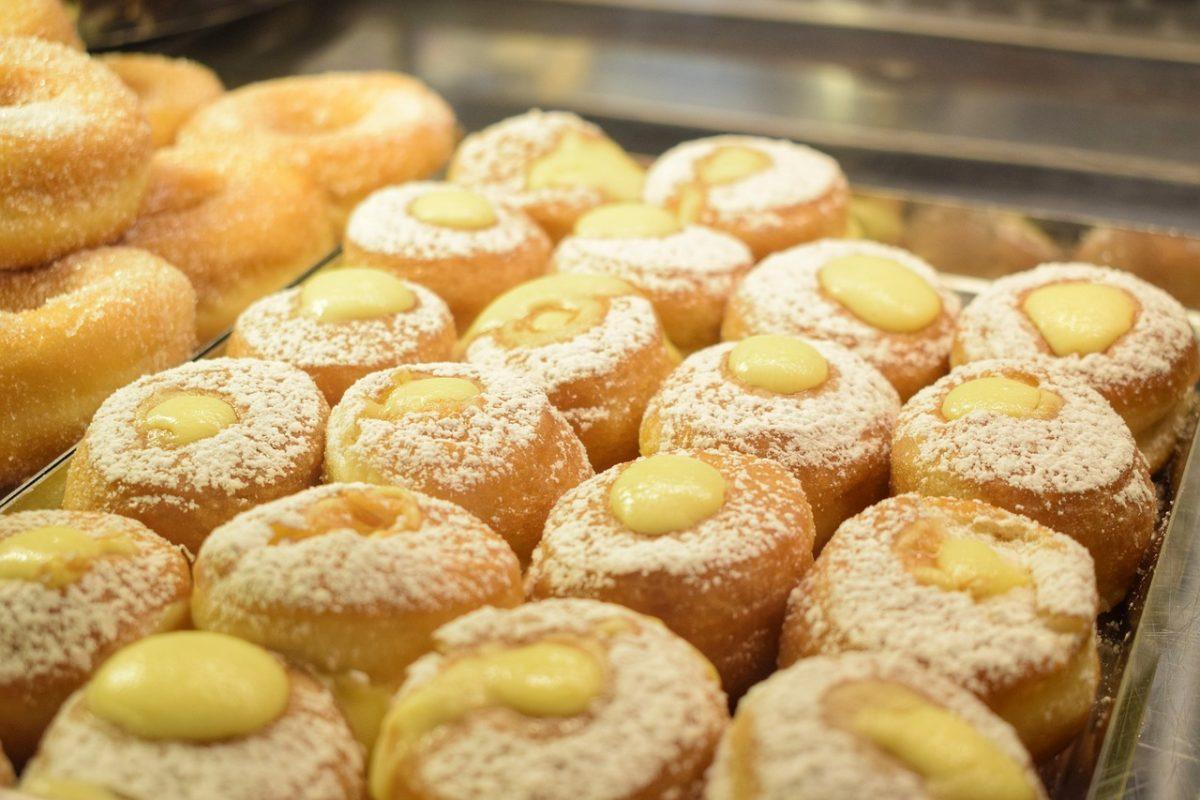 bombolone, italian desserts