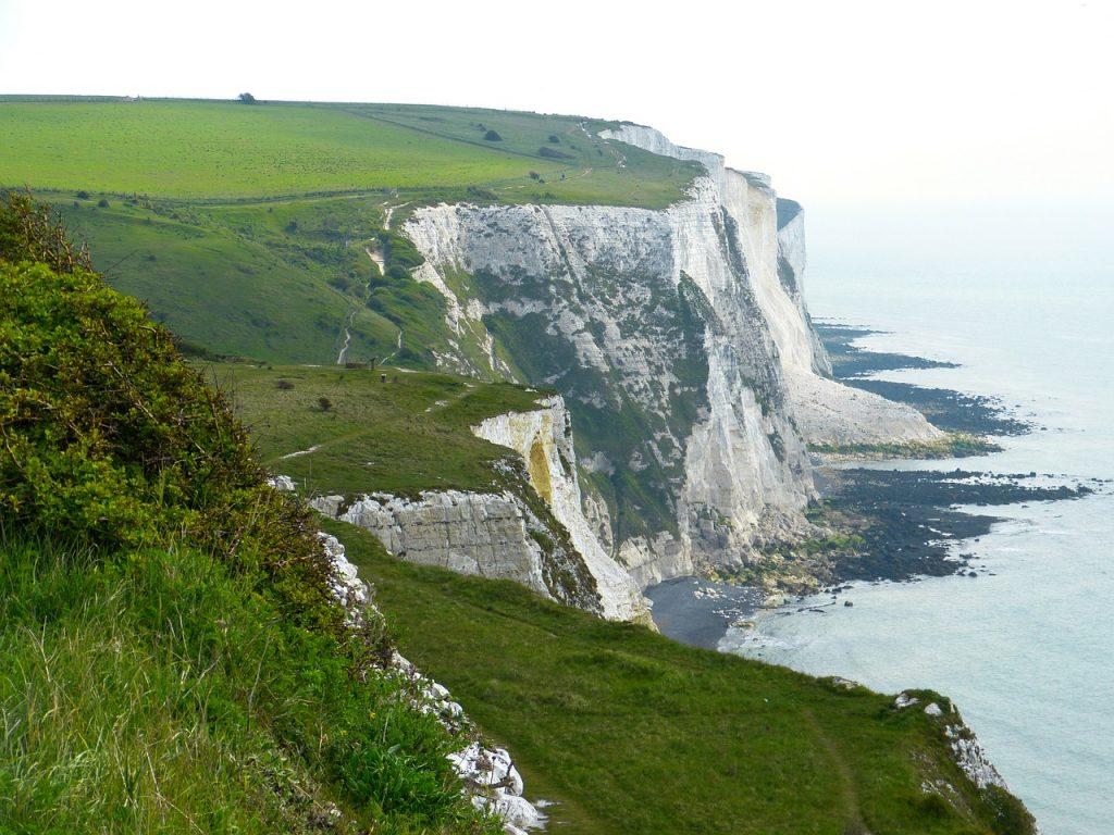 cliff, kent