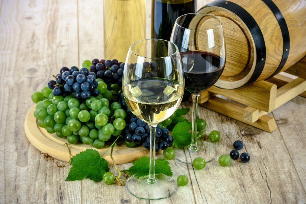 Wine, Grampians,