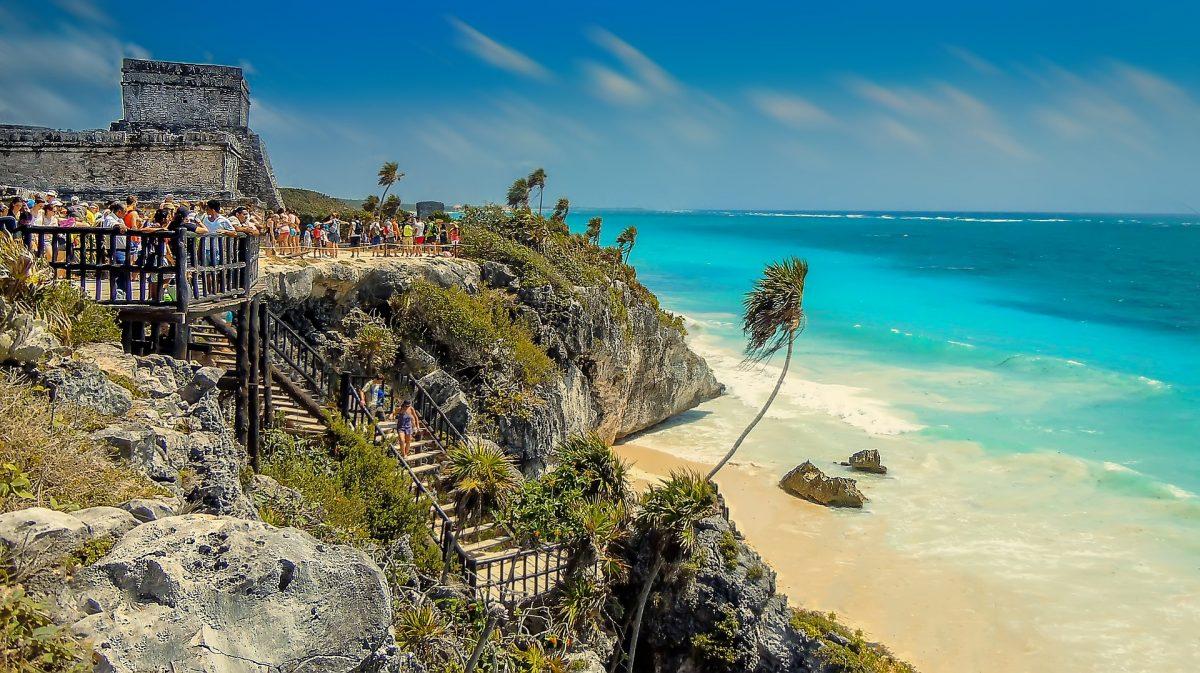 Playa Ruinas, Tulum