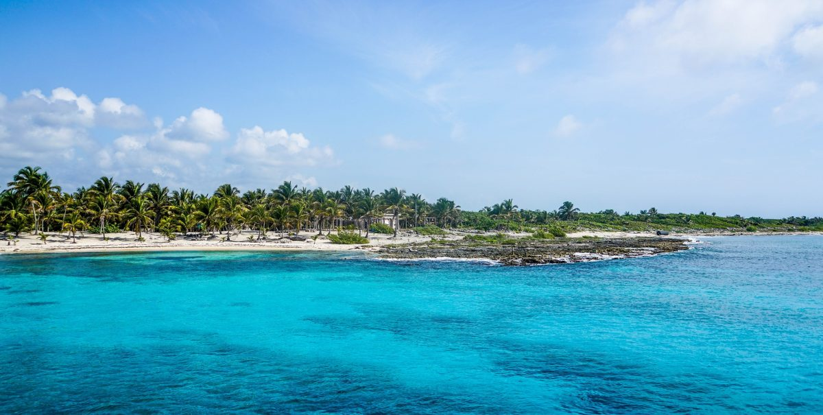Isla Cozumel Shoreline