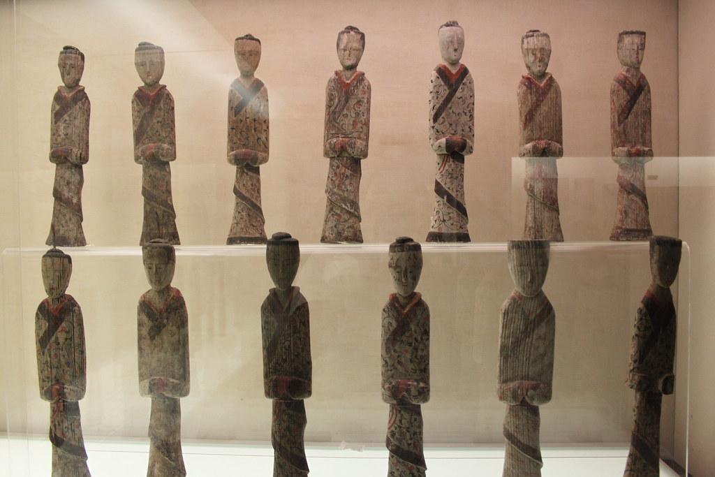 artefacts, changsha