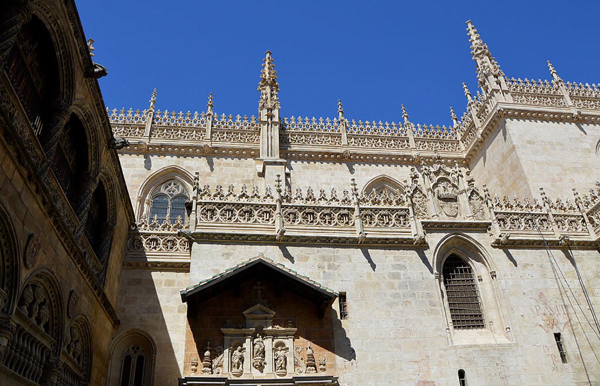 Capilla Real in Granada Cathedral