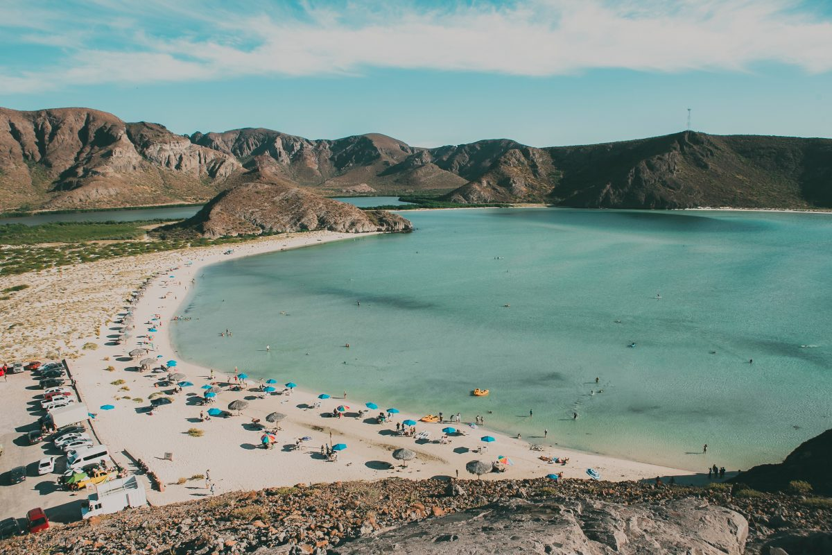 Balandra Beach, Baja California Sur