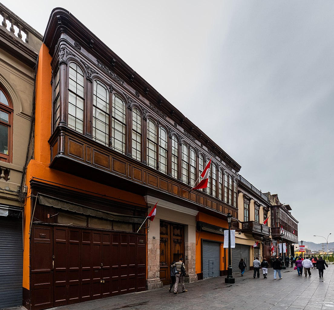 The area known as Lima's Historic Centre was designated a UNESCO Heritage Site in 1988 for its originality and high concentration of historic colonial monuments.