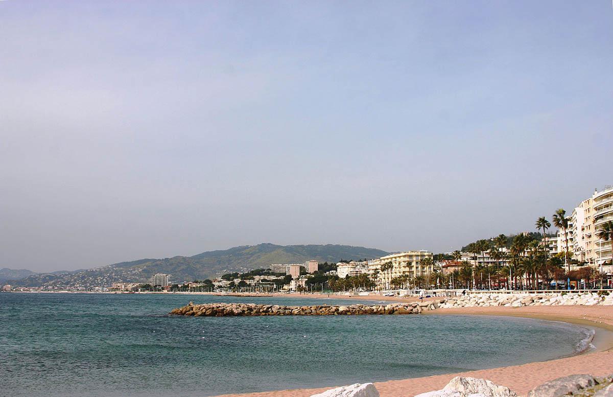 Cannes Beach