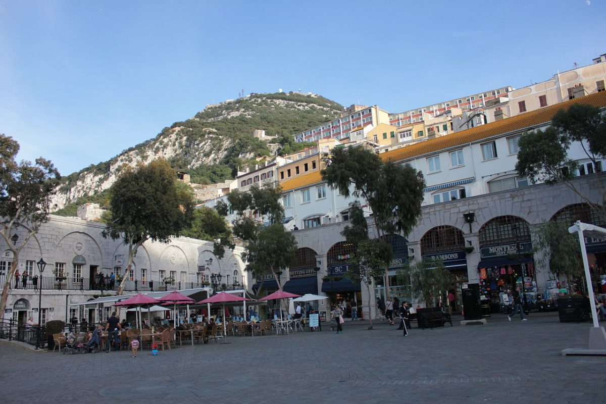 Gibraltar's Old Town is worth a walking tour. A good starting point is Casemates Square, located at the northern end of Main Street.
