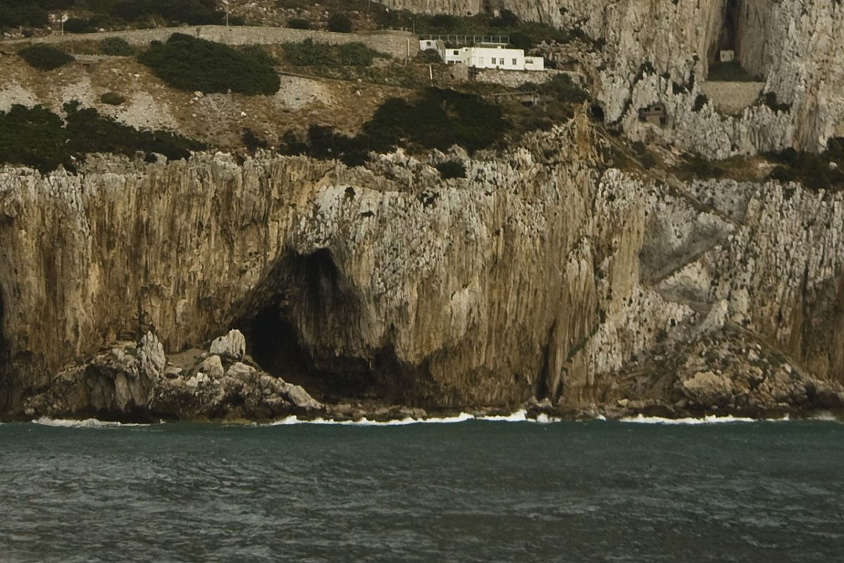 A UNESCO World Heritage Site since 2016, the Gorham's Cave Complex is an area covering some 28 hectares on Gibraltar's eastside, from the sea to the top of the Rock.