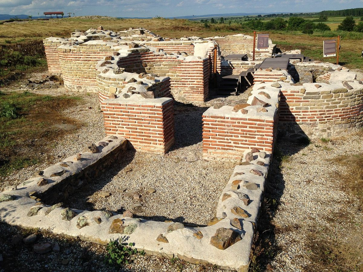 kabyle, site, yambol