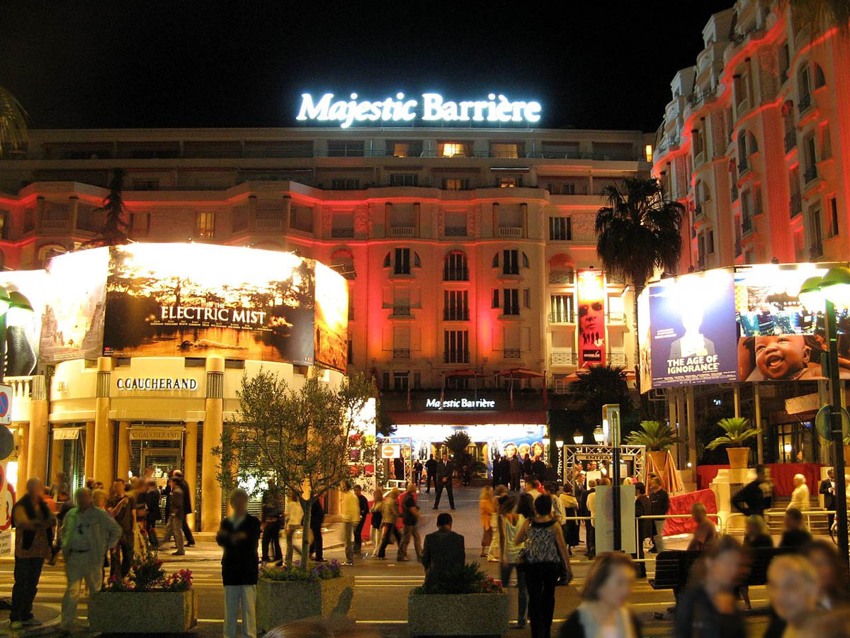 Majestic Barriere Casino