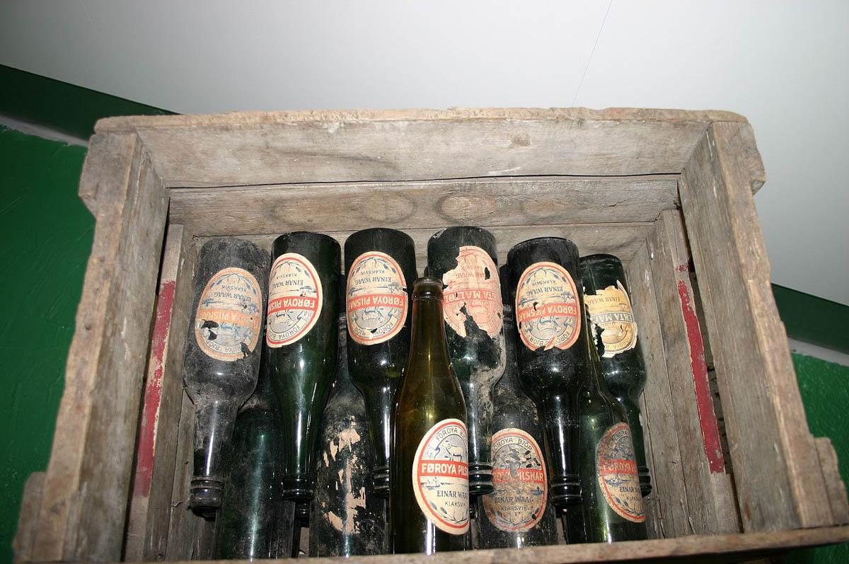 History of beer, old beer
